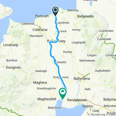 20190630 Bushmills to Toome