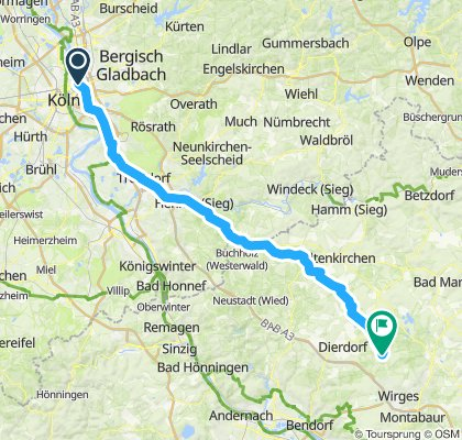 Köln - Selters