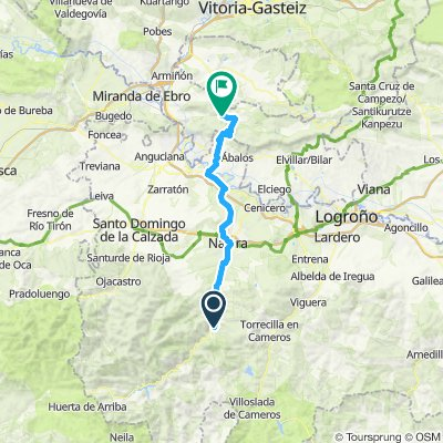 A Navarra y los encuentros: dia 3