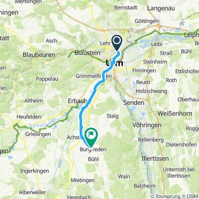 Ulm - Burgrieden