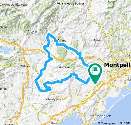 """26 septembre 2010_MUC """"Rando Pignan 2010"""" - 95 km - Grand parcours"""