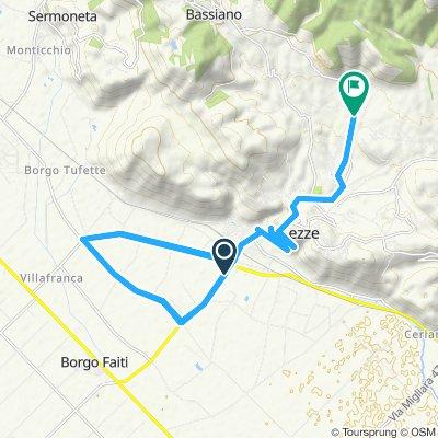 Sezze Scalo Cycling