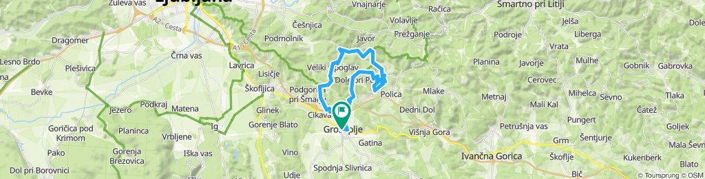 MTB Maraton treh občin 2019 - 30 km
