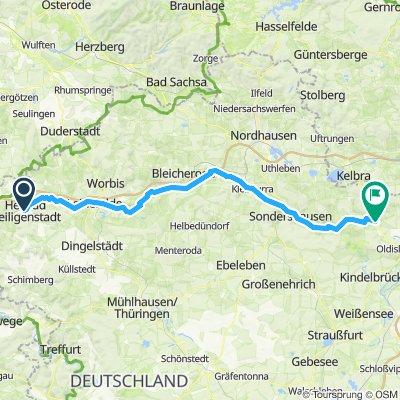 Heilbad Heiligenstadt - Bad Frankenhausen