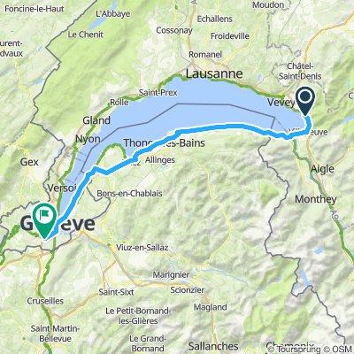 Genevesjøen etappe 3