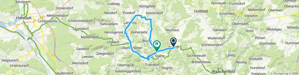 Aufsäß Huppendorf Heiligenstadt