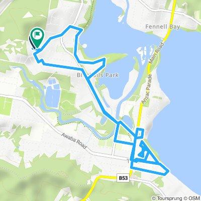 Toronto Waterfront Route #3