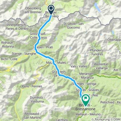 Brenner - Brixen 1