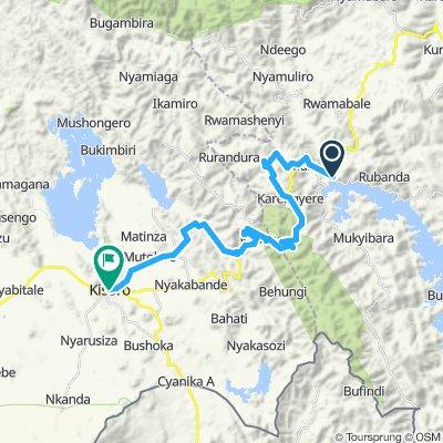 BUNYONYI - MUTANDA - ICHUYA GORILLA EXPERIENCE