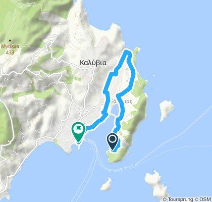 Punta - Xanemos - Port
