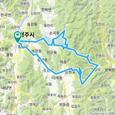 불국사-석굴암-추령재-덕동호