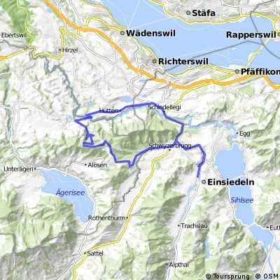 Gottschalkenberg, schöne Aussicht
