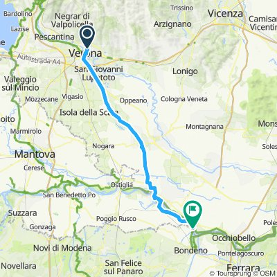 Verona to Stellata