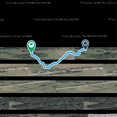 Souillac -- Sarlat Route 1