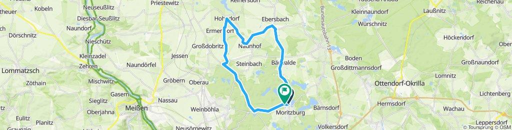 Triathlon Moritzburg