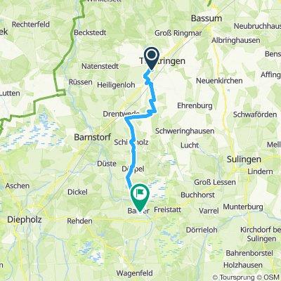 Tw.-Barver 26km