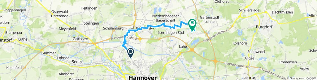Grüner Ring Hannover Teil 1