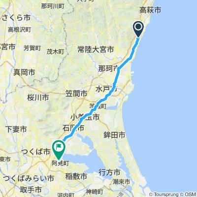 Cycle 5: Hitachi - Tsuchiura