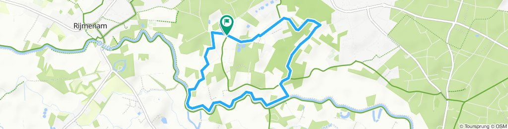 Easy ride in Keerbergen
