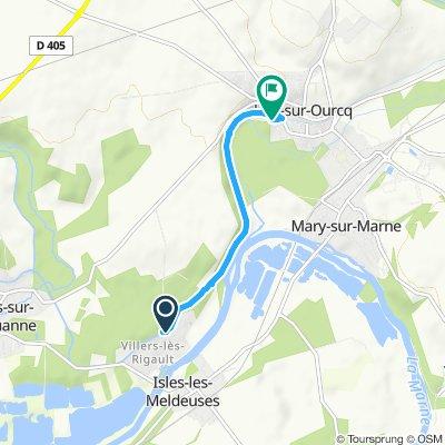 Facile à conduire Lizy-sur-Ourcq