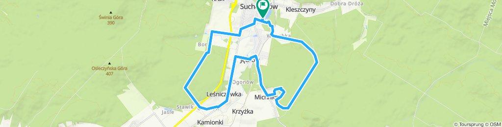 Na poziomki SC R 25km