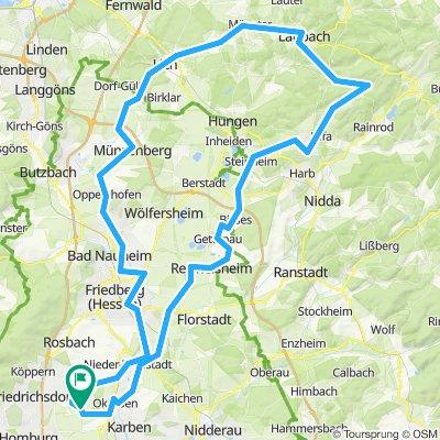 Stornfels Lich - Tour 1
