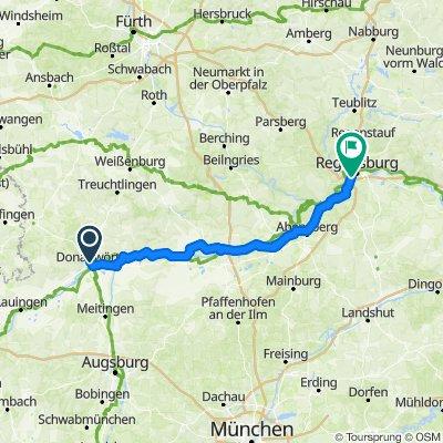 04 Donauwörth-Ingolstadt-Regensburg