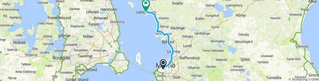 Malmø / Landskrona