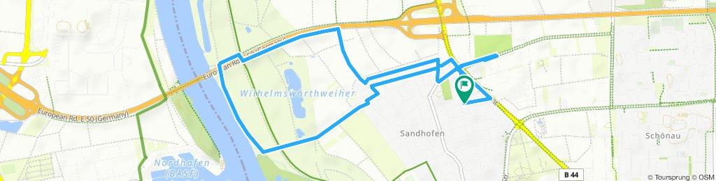 Kleine Sandhofen Runde