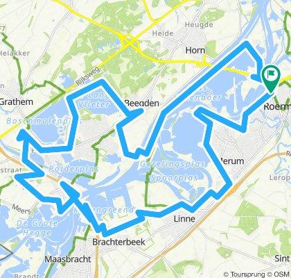 awv86-an der Maas bei Roermond