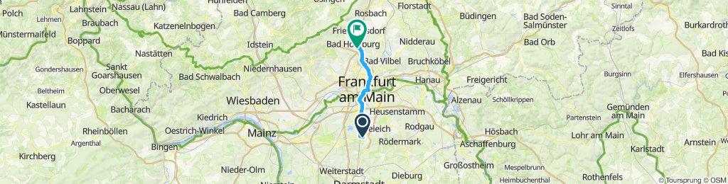 Langen - Bad Homburg