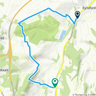 Eynsford-Shoreham 2