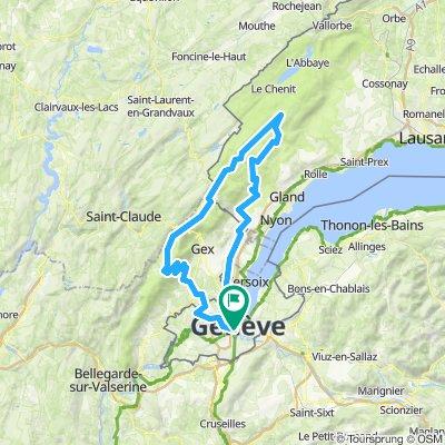Haute chaîne du Jura marathon 2