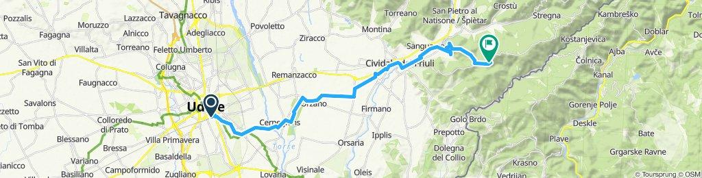 Udine-Castelmonte