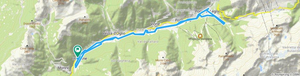 Incudine - Ponte di Legno Val Sozzine