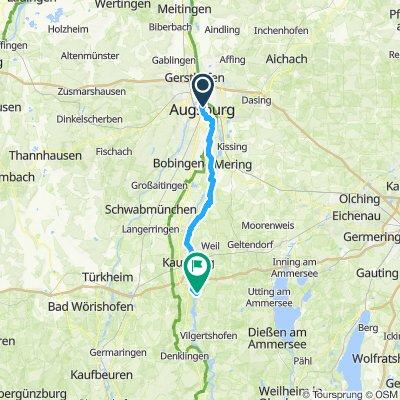 VCA 2: Augsburg-Landsberg am Lech