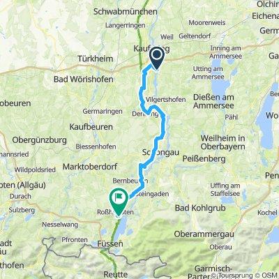 VCA 3: Landsberg am Lech-Rosshaupten