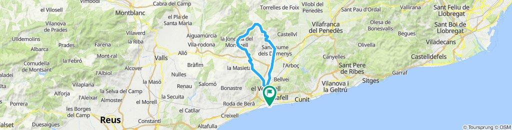 20190602 Sant Salvador-Coll de l'Arca-Sant Salvador