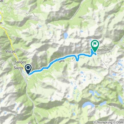 TOURMALET, por la vía Fignon