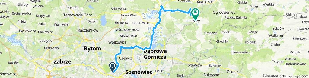 Rajd łazowski SKT Suchartur