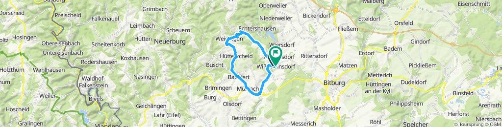 Wißmannsdorf kleine Runde
