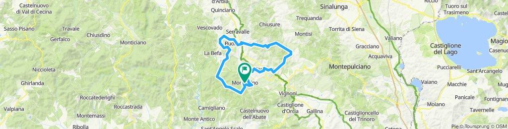 2019-3 Eroica Route Short 68km