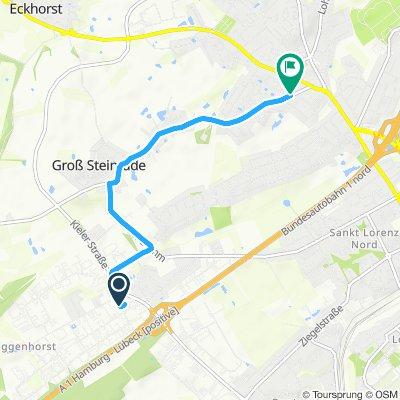 Gemütliche Route in Stockelsdorf