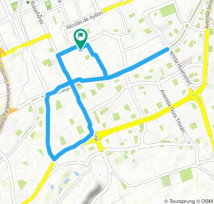 9K Running - Un día lluvioso y frío! :D