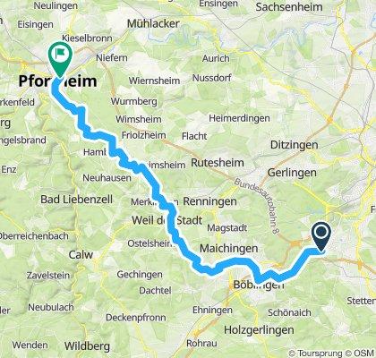 Rohr-Pforzheim