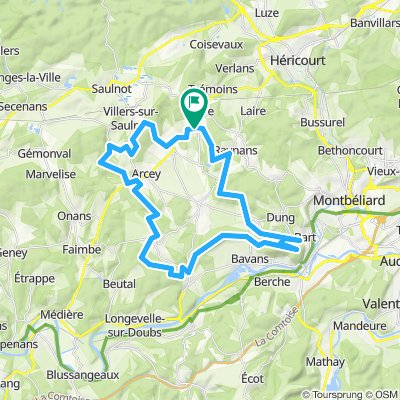 VTT Mont Bart