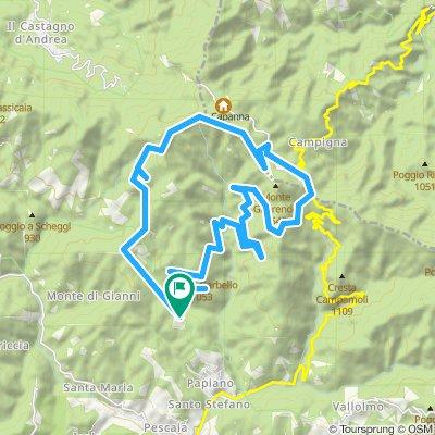 Tour Belgi Monte Falco 2
