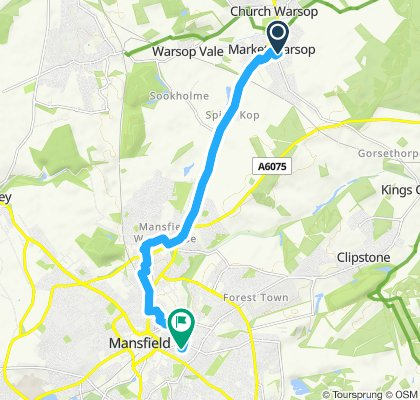 warsop and back