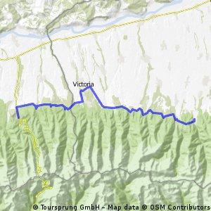 5(a). Tag - Mountainbike Reise durch die rumänischen Karpaten >>> http://www.kette-rechts-reisen.de