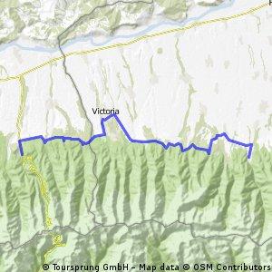 5(b). Tag - Mountainbike Reise durch die rumänischen Karpaten >>> http://www.kette-rechts-reisen.de